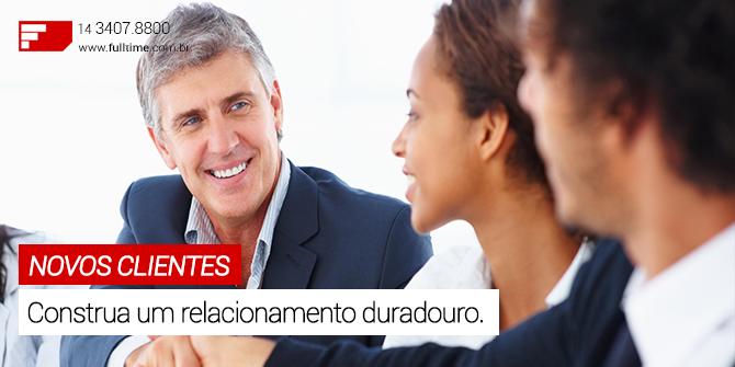 5 atitudes para construir um relacionamento de sucesso com seu novo cliente