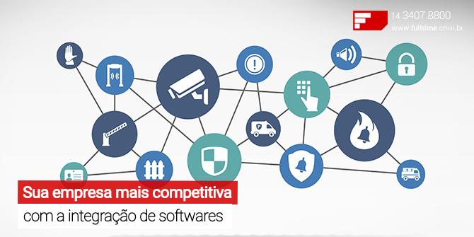 integração de softwares