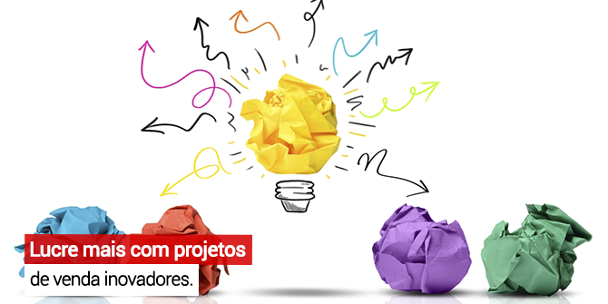 Como executar projetos de venda inovadores